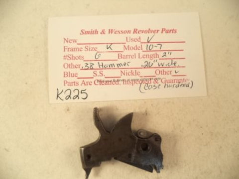 USA Guns And Gear-Your Favorite Gun Parts Store - USA Guns And Gear Used K Frame Model 10-7 - Gun Parts Smith & Wesson - Smith & Wesson