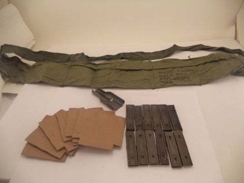 BANDO 0025 Repack Kit 1A 6 Pocket Bandoleer 7.62mm .308 USGI Stripper Clip