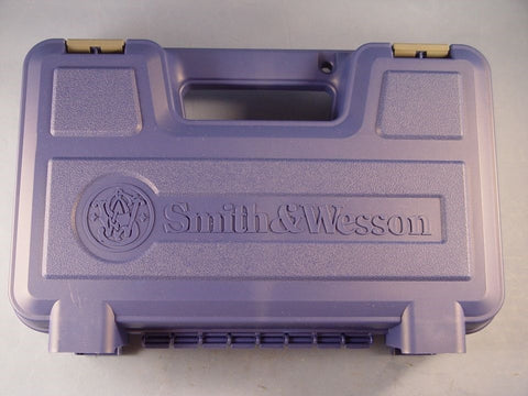 "390320000 Smith & Wesson New OEM  Gun Box Pistol Revolver Up to 6"" Barrel"