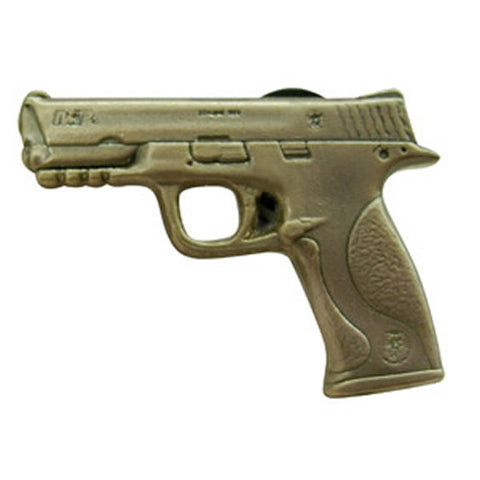 360000911 Smith & Wesson New M&P 40 cal. tie tac lapel pin