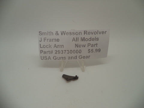 293730000 Smith & Wesson J Frame All Models Frame Lock Arm New Part