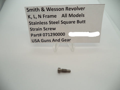 USA Guns And Gear - USA Guns And Gear Strain Screw - Gun Parts Smith & Wesson - Smith & Wesson