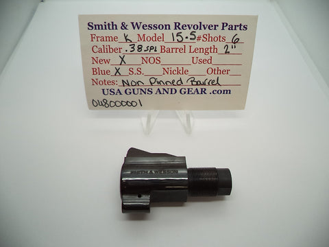 USA Guns And Gear - USA Guns And Gear K Frame Model 15-5 - Gun Parts Smith & Wesson - Smith & Wesson