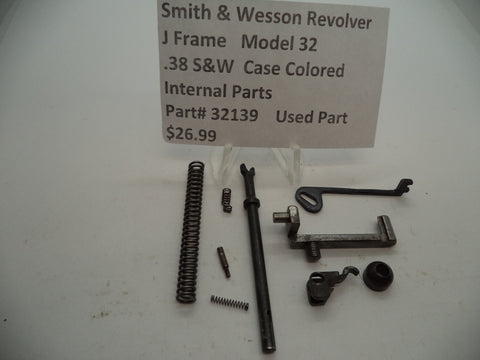 32139 Smith and Wesson J Frame Model 32 Internal Parts .38 Special Used Part