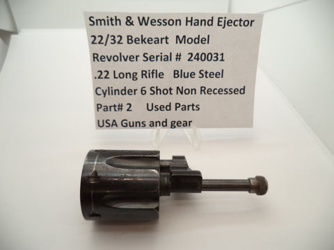 USA Guns And Gear - USA Guns And Gear Cylinder - Gun Parts Smith & Wesson - Smith & Wesson