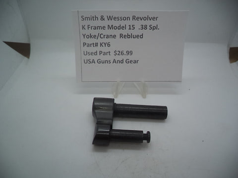 1745 Smith & Wesson K Frame Model 17 Used Bolt Spring & Plunger