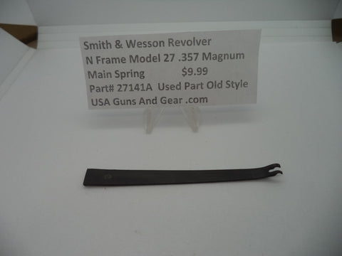 27141A Smith & Wesson N Frame Model 27 Main Spring .357 Magnum