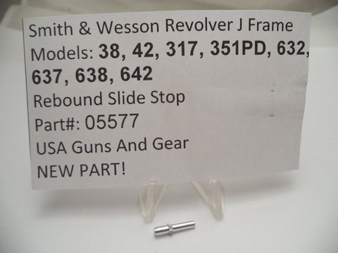 USA Guns And Gear - USA Guns And Gear Rebound Slide Stop - Gun Parts Smith & Wesson - Smith & Wesson