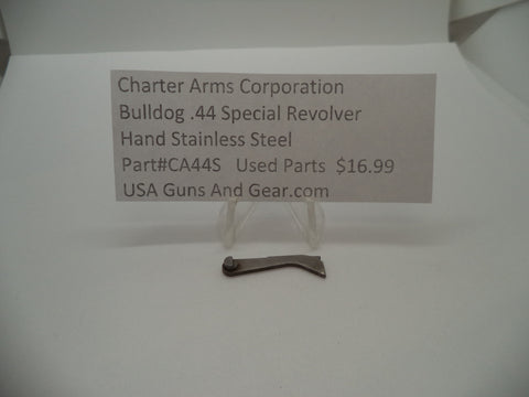 CA44S Charter Arms Revolver Model Bulldog Used Hand .44 Special