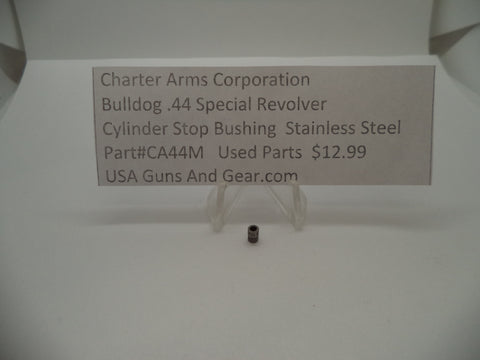CA44M Charter Arms Revolver Bulldog Used Cylinder Stop Bushing .44 Special