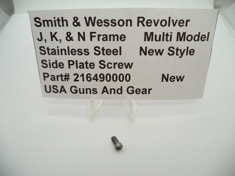 USA Guns And Gear - USA Guns And Gear Side Plate Screws - Gun Parts Marlin Firearms - Smith & Wesson