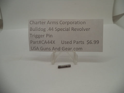 CA44X Charter Arms Revolver Bulldog Used Trigger Pin .44 Special