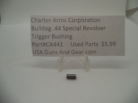CA441 Charter Arms Revolver Bulldog Used Trigger Bushing .44 Special