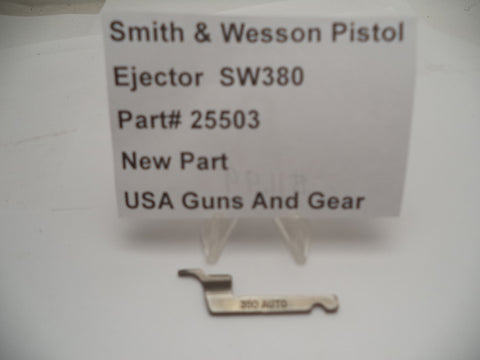 25503 Smith & Wesson Ejector New Pistol Part for Model SW380