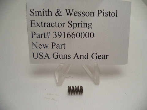 391660000 Smith and Wesson Extractor Spring for Auto Pistols