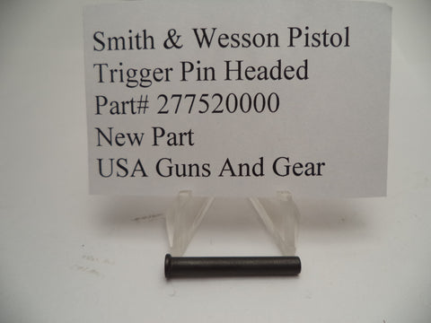 277520000 Smith and Wesson Trigger Pin Headed for Auto Pistols
