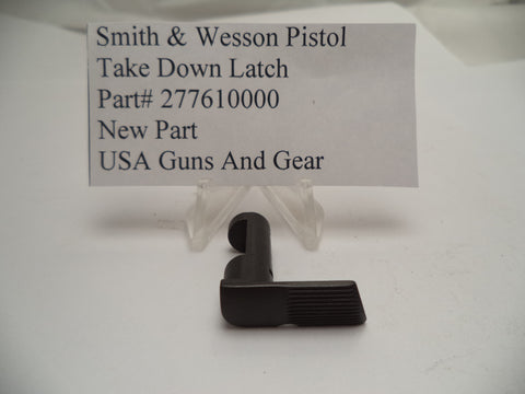 277610000 Smith and Wesson Take Down Latch for Auto Pistols