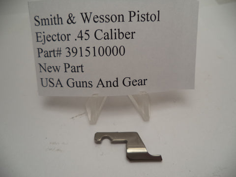 391510000 Smith and Wesson Ejector for Auto Pistols .45 Caliber