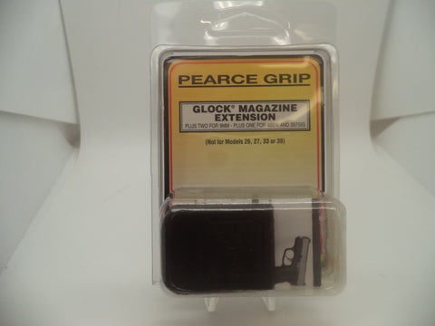 Pearce Grip Glock Magazine Extension 9mm New Part #PG-G9P2