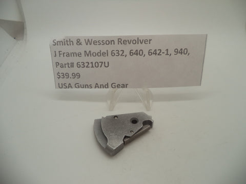 632107U Smith & Wesson J Frame Multiple Models Used Concealed Hammer