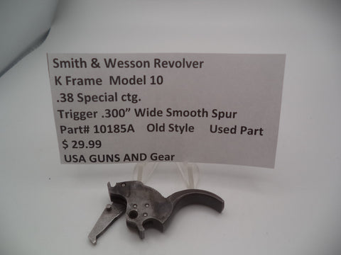 "29364U Smith & Wesson K & L Frame Multi Model Hammer .265"" MIM New Style Used"