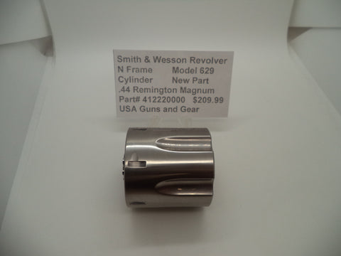 412220000 Smith & Wesson N Frame Model 629 Cylinder .44 Remington Magnum