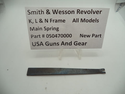 USA Guns And Gear - USA Guns And Gear Mainspring - Gun Parts USA Guns And Gear - Smith & Wesson