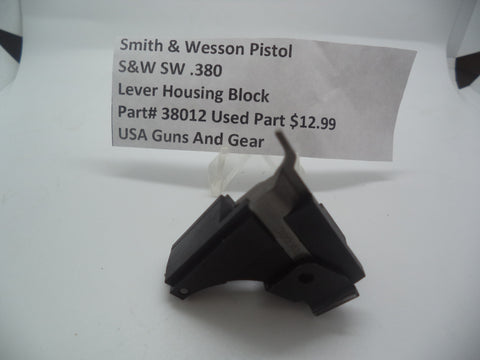 66133I Smith & Wesson K Frame Model 66 Old Style Rear Adjustable Sight