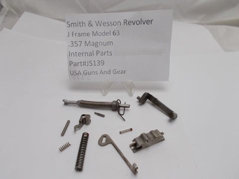 JS139 Smith & Wesson J Frame Model 63 Revolver Part Used Internal Parts .38 Special