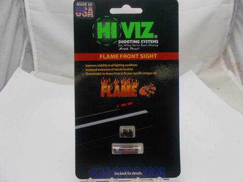 FL2005-R HiViz Flame Front Sight