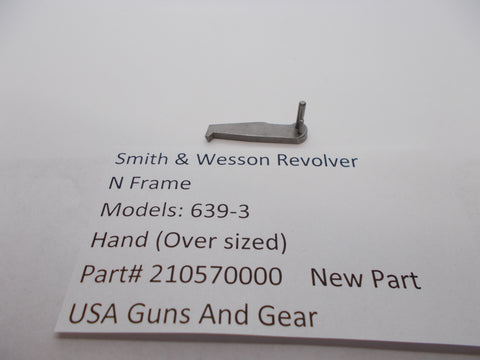 USA Guns And Gear - USA Guns And Gear New N Frame - Gun Parts Smith & Wesson - Smith & Wesson