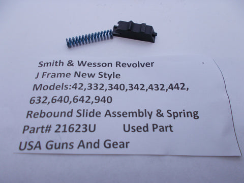 USA Guns And Gear - USA Guns And Gear Rebound Slide Assembly - Gun Parts USA Guns And Gear - Smith & Wesson