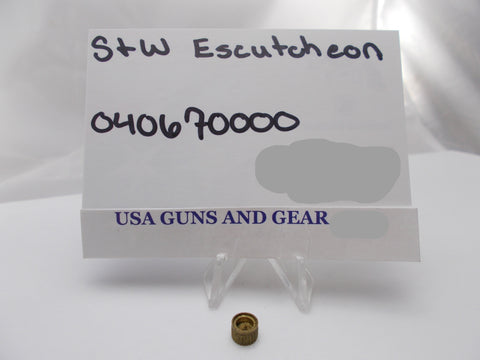 USA Guns And Gear - USA Guns And Gear Escutcheon - Gun Parts Smith & Wesson - Smith & Wesson
