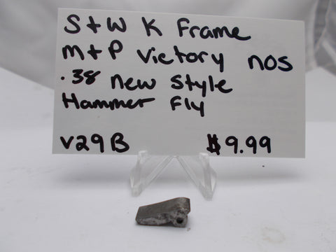 V29B Smith and Wesson K Frame M&P Victory NOS New Style Hammer Fly