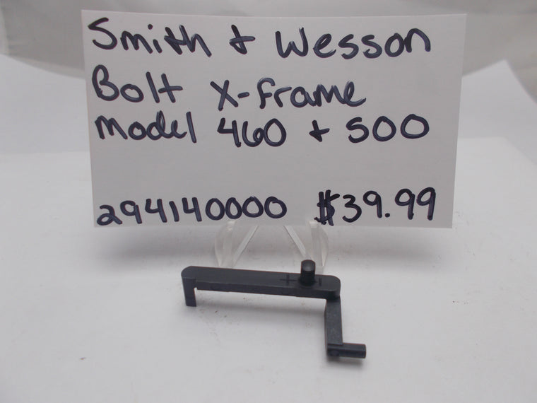 294150000 Smith /& Wesson Hand S/&W 460 500