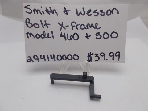 294140000 Smith and Wesson X Frame Bolt Model 460 & 500 New