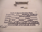 K620 Smith & Wesson Used K Frame Pre Model 10 Airweight Bolt Assembly