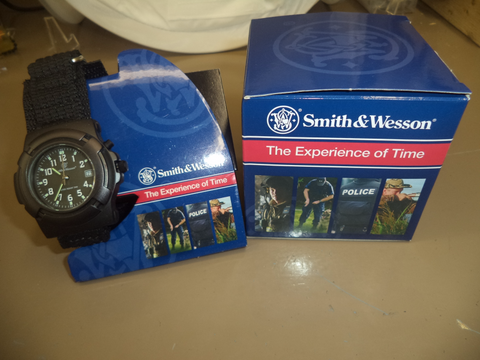Smith & Wesson Watch The Experience of Time