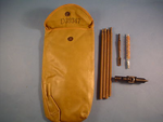 GT0034 MI Garand .30 Caliber Military Rifle Gun Cleaning Kit O.D. Pouch