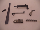 K808 Smith & Wesson Used K Frame Model 12 .38 Special Internal Parts Kit Blue Round Butt