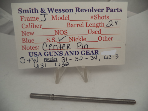 USA Guns And Gear - USA Guns And Gear Used J Frame Model 31, 32, 34, 63-3, 631, 632 - Gun Parts USA Guns And Gear - Smith & Wesson