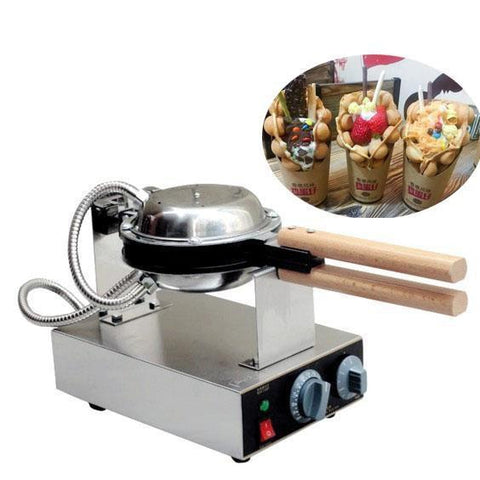 Puffle Bubble Waffle Machine - Your Everything Supplier