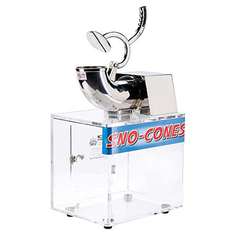Snow Cone Carnival King Ice Machine SCM250 120V - Your Everything Supplier (Y.E.S Ltd.)