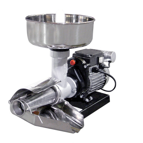 Tomato Mill Electric 1/3 hp 400W