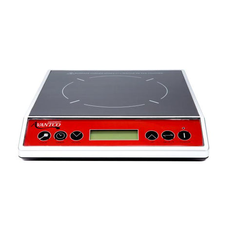 Countertop Induction Range Avantco ICBTM20, IC1800, IC18DB, & IC3500 - Your Everything Supplier