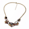 Wine Statement Necklace