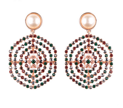 Nina Statement Earrings