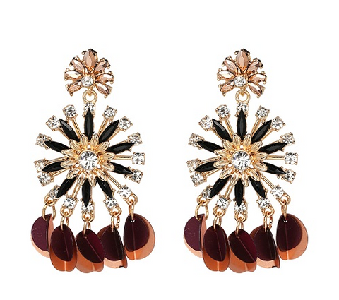 LuLu Statemente Earrings