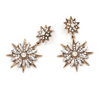 Stars Statement Earrings