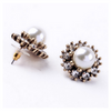 Simple Pearl Studs